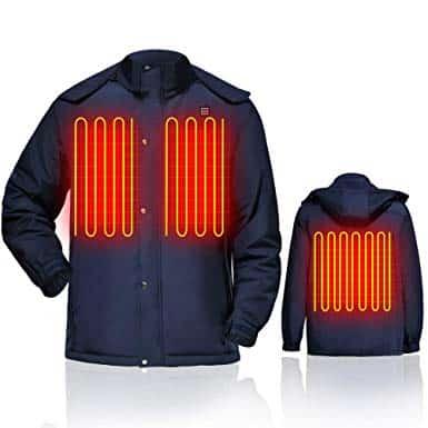 GLOBAL VASION Heated Jacket 1
