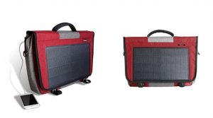 Solar Powered Messenger Bag 1