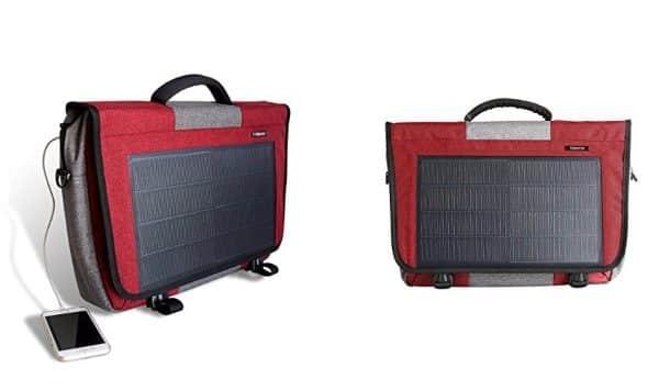 Solar Powered Messenger Bag 3
