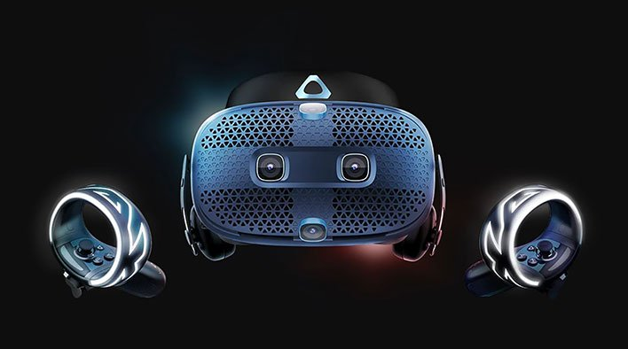 HTC Vive Cosmos Headset Arrives October 3rd Powering New ...
