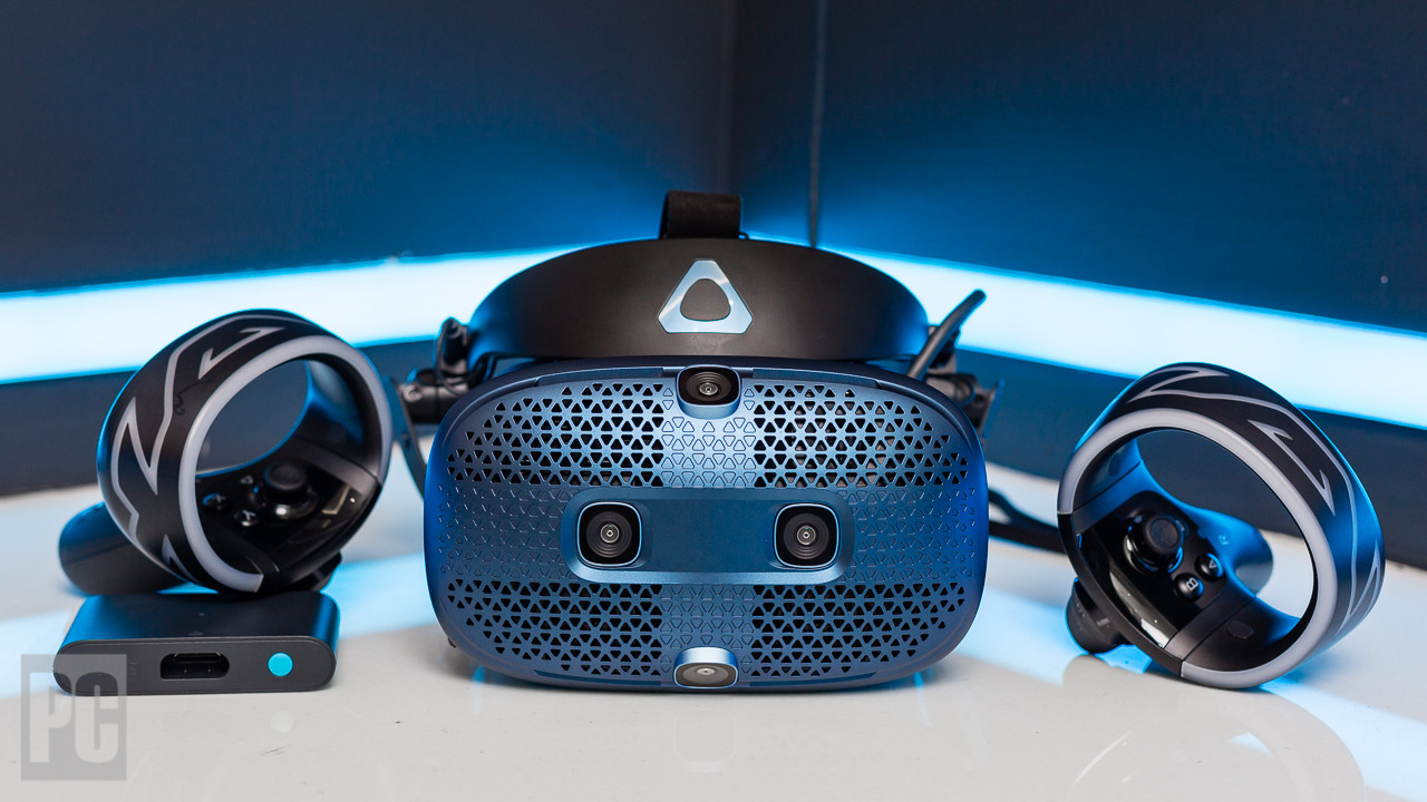 HTC Vive Cosmos Review & Rating | PCMag.com