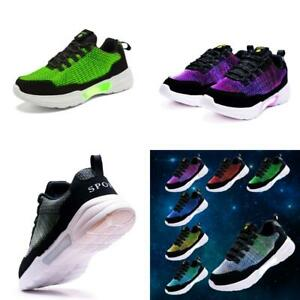 Idea Frames Fiber Optic LED Light-Up Shoes