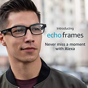 Introducing Echo Frames - Eyeglasses with Alexa - Black - A Day 1 Editions product