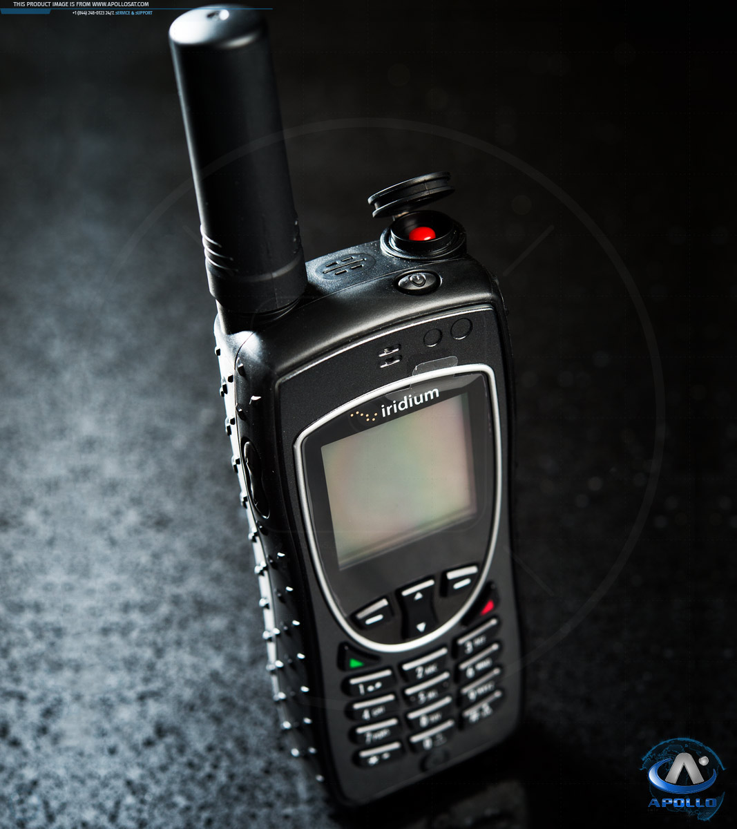 Iridium Extreme 9575 Satellite Phone CPKT1101 | Apollo Satcom