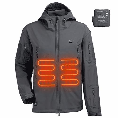 Men's Heated Jacket 12