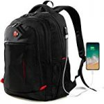 Backpack with USB Charging Port 9