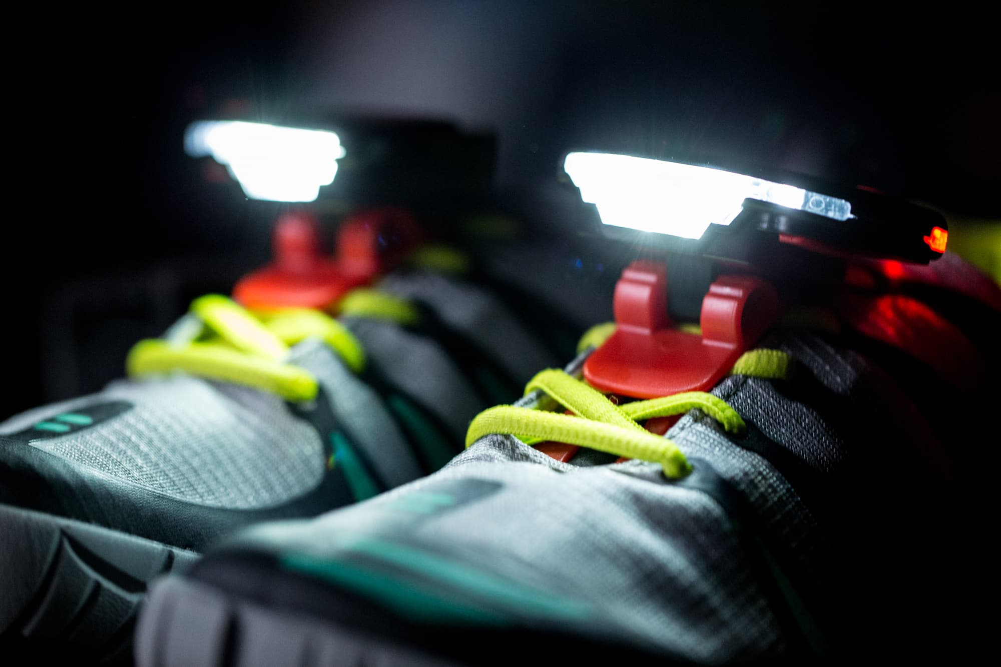 Night Runner 270 Shoe Lights 1