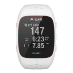 Polar M430 GPS Running Watch 10