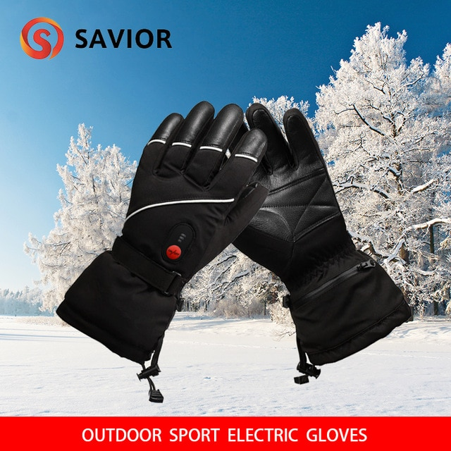 Savior Heated Gloves for Men Women