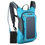Solar Powered 1.8 Liter Hydration Backpack with Battery Pack 3