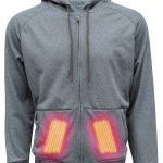Omega Heated Hoodie by Volt 9