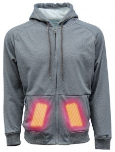 Omega Heated Hoodie by Volt 8