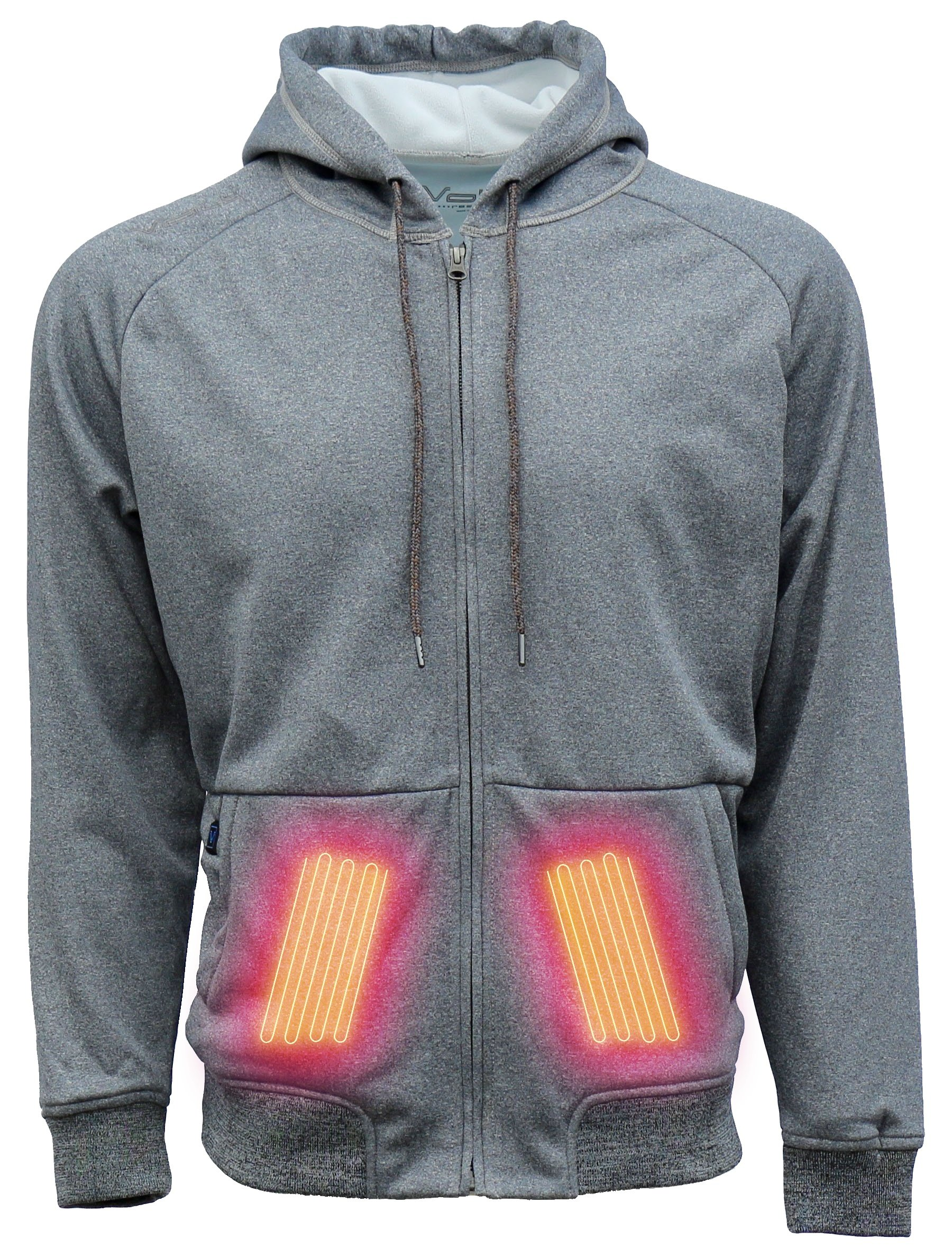 Omega Heated Hoodie by Volt 3