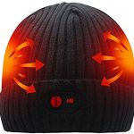 Rechargeable Battery Heated Beanie 4