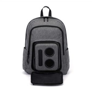 Bluetooth Speaker Backpack with 20-Watt Speakers and Sub 6