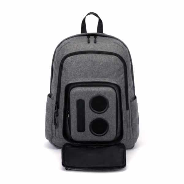 Bluetooth Speaker Backpack with 20-Watt Speakers and Sub 3