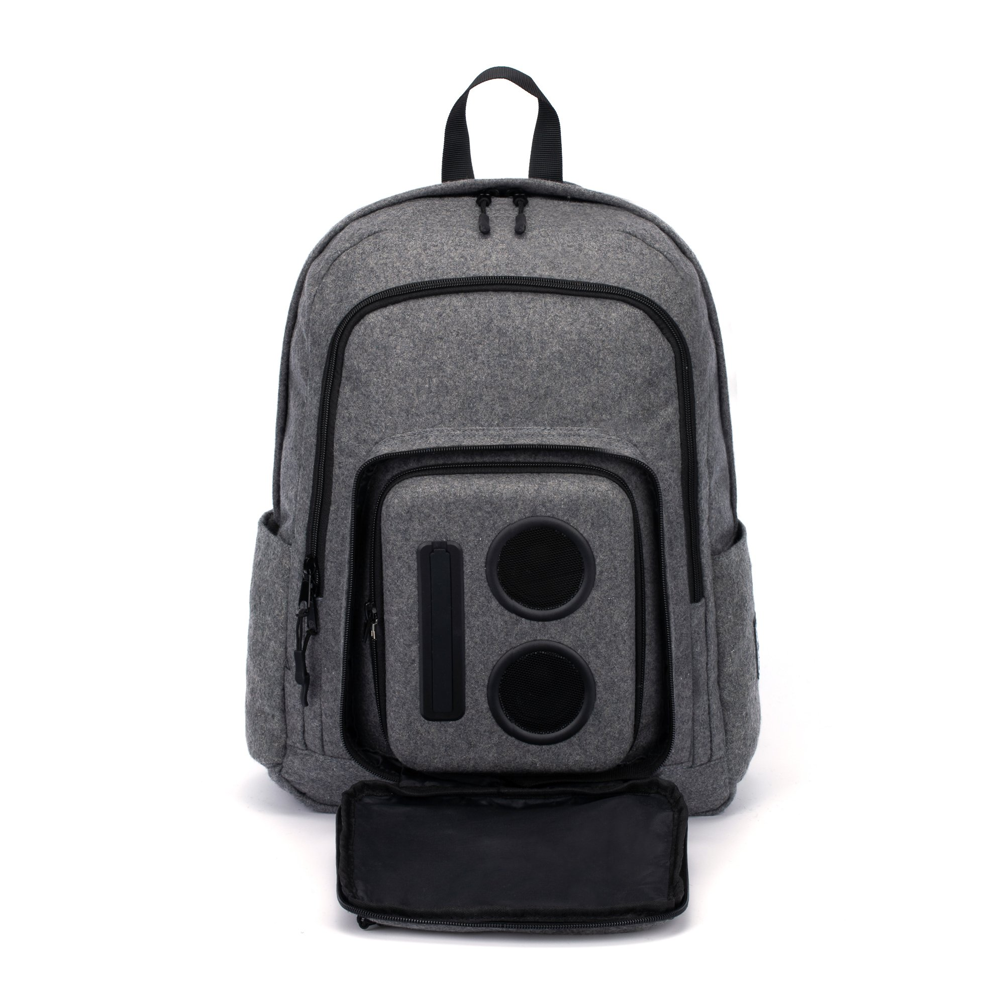 Bluetooth Speaker Backpack with 20-Watt Speakers and Sub