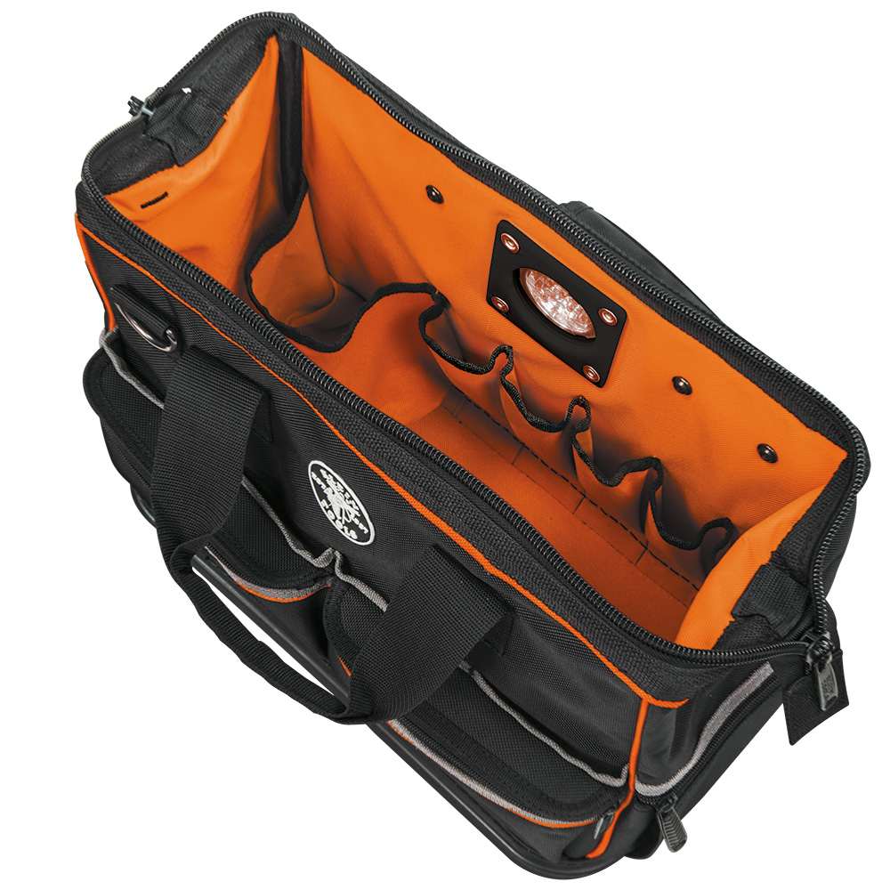 Tradesman Pro™ Lighted Tool Bag - 55431 | Klein Tools ...