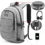 Business Laptop Backpack with Passthru Ports 9