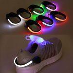 RICOVO Shoe Lights LED Safety Lights 8