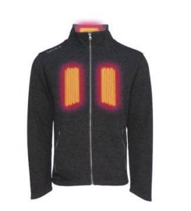 Volt Victory Heated Sweater Jacket 1