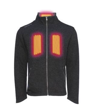 Volt Victory Heated Sweater Jacket 2