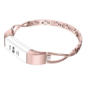 Rose Gold Band for Fitbit Altra 5