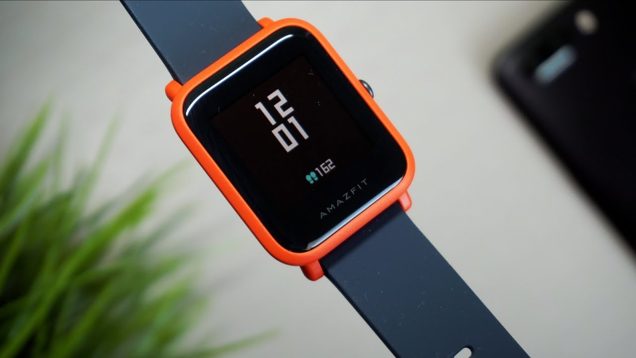 Xiaomi AMAZFIT BIP SmartWatch | You want to have this one ...