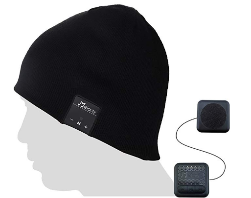 $13 - Coeuspow Bluetooth Speaker Beanie w/ Mic - OwlDeals.net