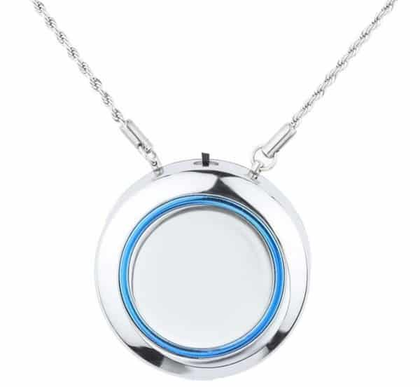 Personal Wearable Air Purifier Necklace 9