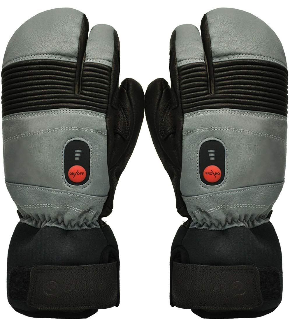Savior Heat Heated Hybrid Gloves 11