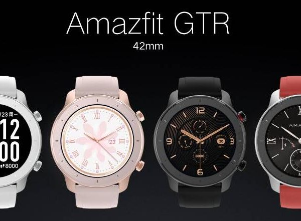 AMAZFIT GTR Smart Watch 3