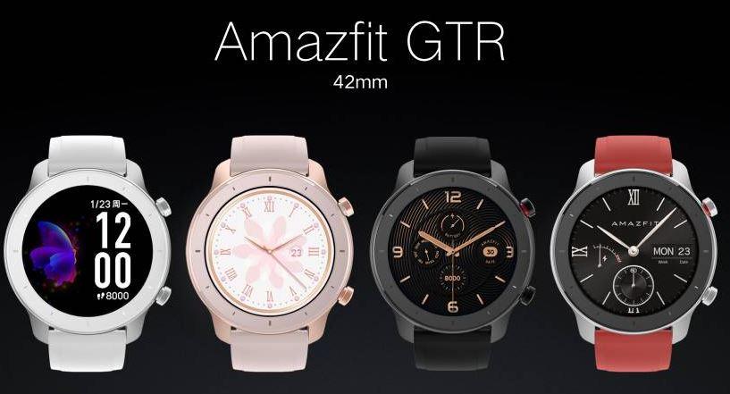 AMAZFIT GTR Smart Watch 2