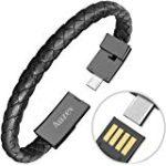 Mens USB Type C Cable Bracelet 5