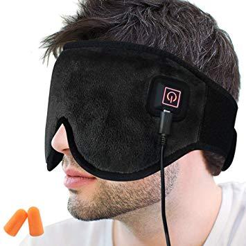 Heated Eye/Sinus Mask 4