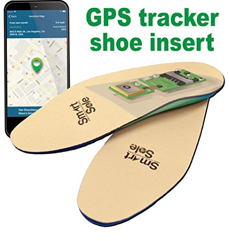 GPS SmartSole 8
