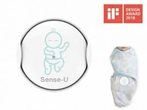 Sense-U Baby Monitor 17