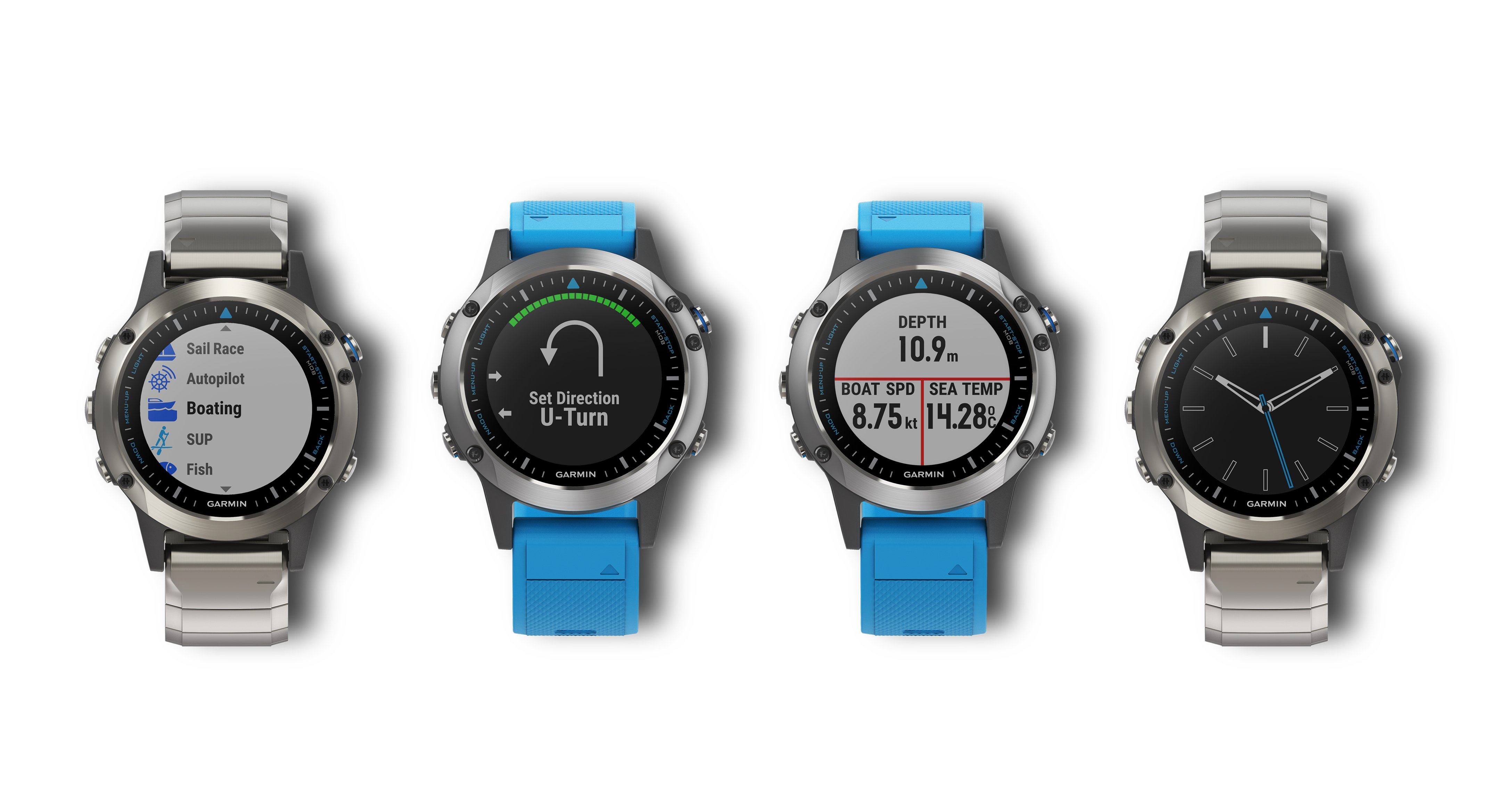 Announcement: quatix 5 Marine GPS Smartwatch - Garmin Blog