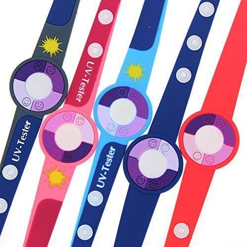 UV Tester Band Bracelet Meter 9