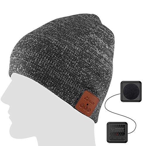 Bluetooth Beanie Music Hat ,Coeuspow 4.1 Wireless Smart ...