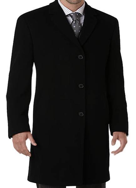 Bulletproof Wool Topcoat 1