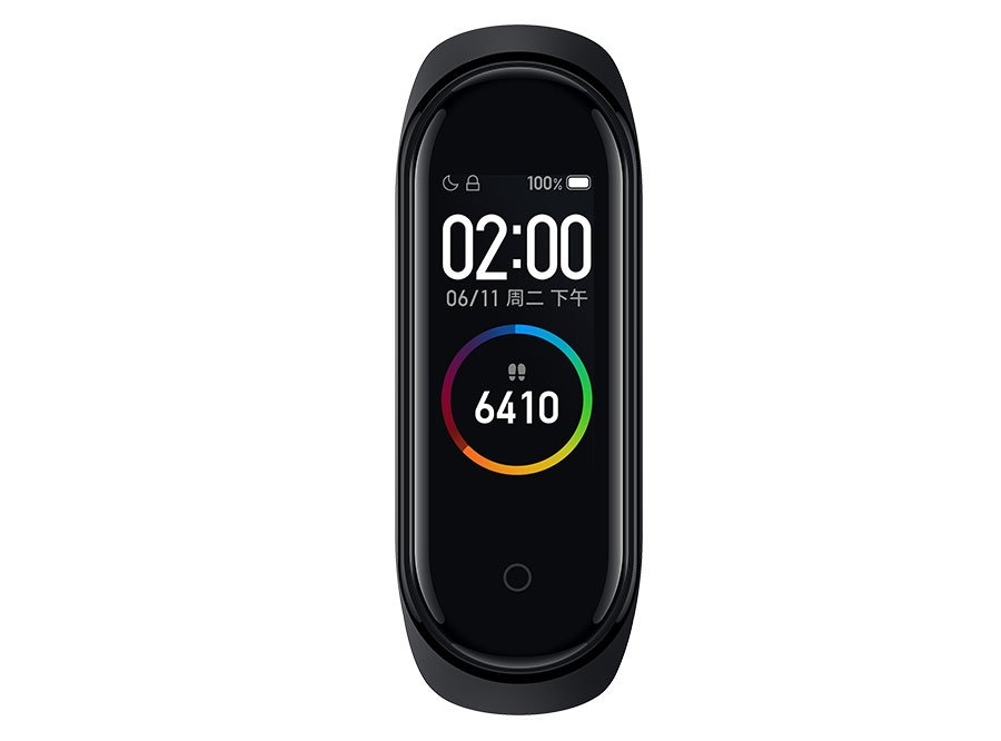 Buy Xiaomi Mi Band 4 Standard Version for $49.99 from Giztop