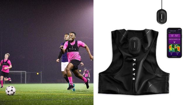 C CATAPULT PLAYR Smart Soccer Tracker » Fitness Gizmos