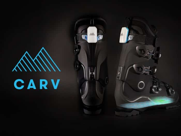 Carv Ski Tracker 10