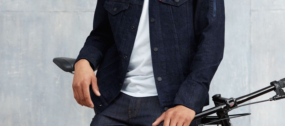 Commuter Trucker Smart Jacket by Levi's and Google Jacquard
