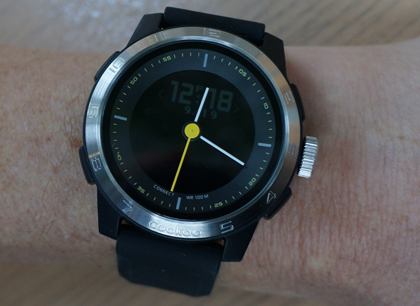 Cookoo 2 Connected Smart Watch First Look - Consumer Reports