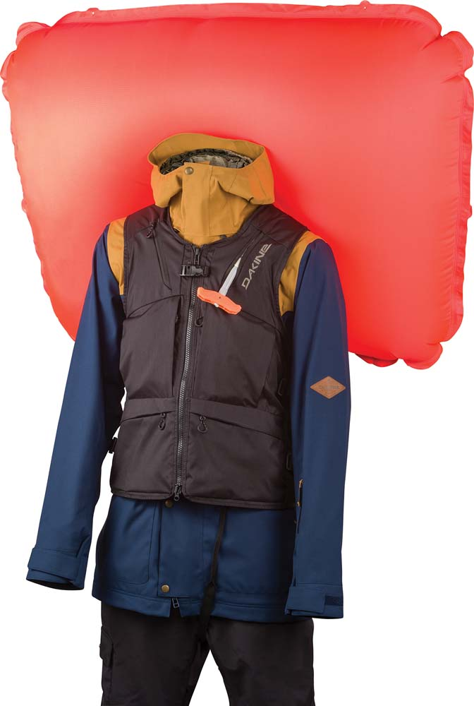 Dakine Men's Poacher Ras Vest