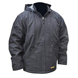 Heated Heavy Duty Work Coat 1