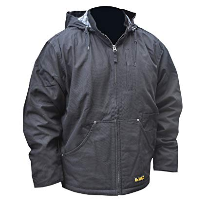 Heated Heavy Duty Work Coat 2