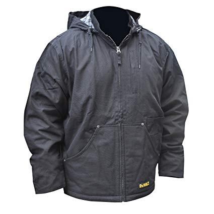 Heated Heavy Duty Work Coat 3